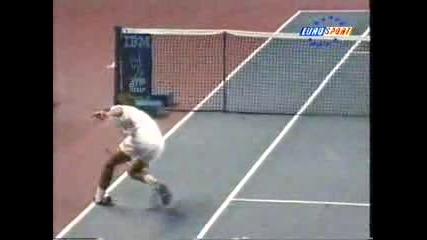 Чупене На Крак В Тениса