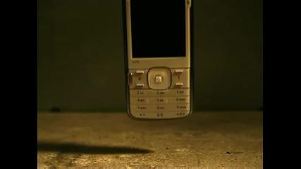 Nokia N79 Drop Test (Забавен Кадър)