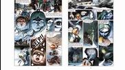 комикс : приказката Снежната кралица по Х. К. Андерсен # The Snow Queen - comic book fairy tale