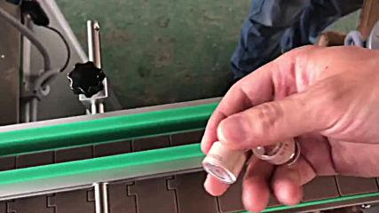 Високоскоростна машина за етикетиране до 300 брой/итнута