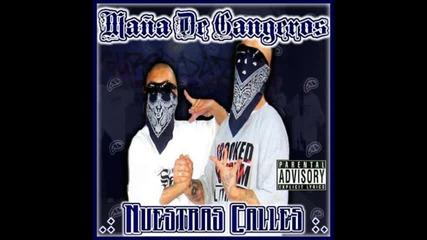 Mana De Gangeros - La Diesiocho Controla