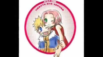 Beautiful Naruto & Beautiful Sakura
