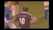 Една от най-големите прояви на феърплей във футбола и то от играч като Паоло Ди Канио!