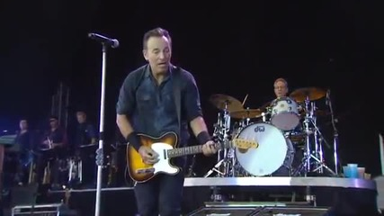 Bruce Springsteen - Born In The Usa Live London 2013