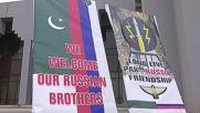 Pakistan: First ever Russian-Pakistani joint military drills kick off in Cherat