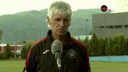Иван Колев: Локомотив се завърна там, където му мястото