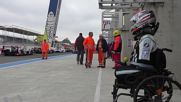 France: Frederic Sausset becomes first quadruple amputee to race at Le Mans