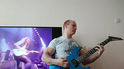 Oki Guitar Player- The Final Countdown (europe cover).mp4