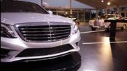 Mercedes S-class винаги ще бъде кралят на лимузините. Точка 720p