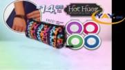 Боядисване на цветни кичури с Hot Huez - Yay.bg