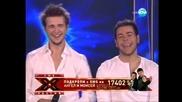 X - Factor Bulgaria (22.11.2011) - част 3/3