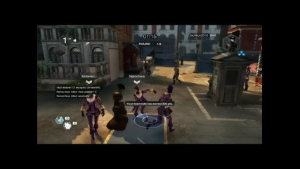 Assassin's Creed Brotherhood multiplayer gameplay pt3