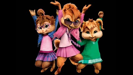 Youtube - Brittany and the chipettes - inna - 10 minutes