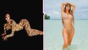 Eто така изглежда една жена на 40, а палавата ѝ сестра е като леопард