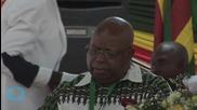 Zimbabwe's Mugabe Ruling Party Fires Former Deputy Mujuru