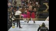 Bret Hart Vs. Yokozuna - Wrestlemania X