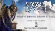 Sixx: A. M. - That's Gonna Leave a Scar ( Official Audio)
