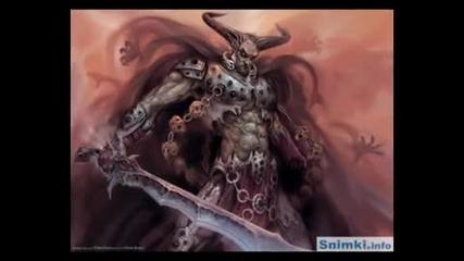 Slawek ft. Marry - Nejen Demon [ with text]