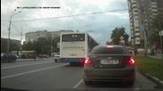 Само В Русия - Amg Дрифт В Града