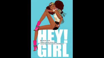 cool anime girls + inna hot club remix