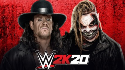 "The Undertaker vs. ""The Fiend"" Bray Wyatt: WWE 2K20 match simulation"