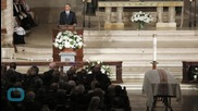 A Thousand Dignitaries Joined Joe Biden To Mourn at Son's Funeral