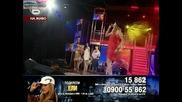 Music Idol 3 - Четвърто токшоу - Ели Раданова