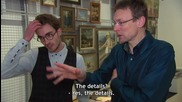 Шегаджии пробутаха евтина репродукция от Икеа в арт галерия