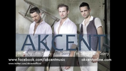 Akcent - I'm Sorry ( original-club version )