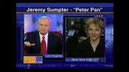 Good Day Live - Peter Pan (Jeremy Sumpter)