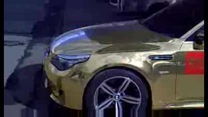 Уникалният Звяр - Bmw M5