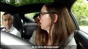 Как се карат шофьорски курсове с Porsche 911 Carrera 4 - Смях!