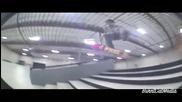 Най - добрите изпълнения със Скейт - Компилация 2011