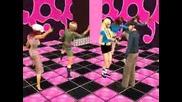 Avril Lavigne - Girlfriend + Sims 2