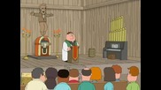 Family Guy - 4x18 - The Father, The Son, and The Holy Fonz
