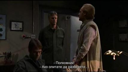Старгейт Sg-1 / Stargate Sg-1 /сезон 03 eпизод 05