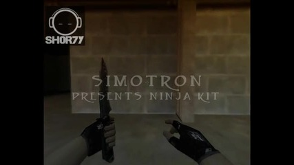 Shorty - Ninja Kit 1vs5