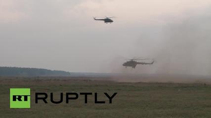 Poland: NATO drills prepare for occupation scenario in northeast of country