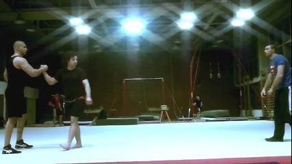 Кеч Мания - wrestling test 2
