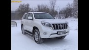 Toyota Land Cruiser Prado - тест драйв