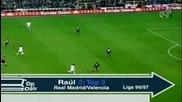 Raul Top 10 Chip Shot Goals