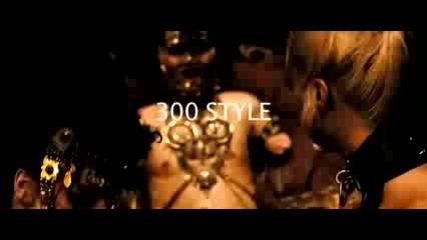 Psy- Gangnam Style - 300 Style,