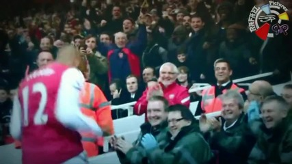 Thierry Henry _the King is Back_ Hd