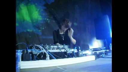 Elly Jackson (dj Set) in Bulgaria