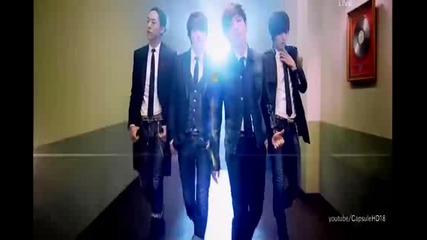 [teaser Hd 720p] 120324 - Cn Blue - Hey you - Comeback next week