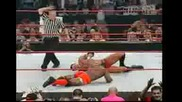 Bad Blood 2004 - Randy Orton Vs. Shelton Benjamin - Мач За Интерконтинеталната Титла