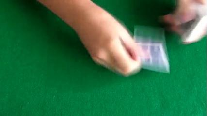 (bulgarian Tricker)трик Непокер глас