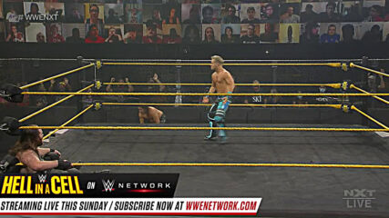 Drake Maverick & Killian Dain vs. Ever-Rise: WWE NXT, Oct. 21, 2020