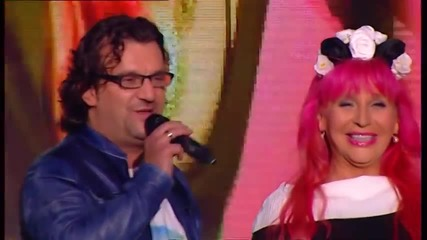Zorica Brunclik i Aca Lukas - Dobro vece izgubljena nado - (LIVE) - VS - (TV Grand 16.10.2014.)