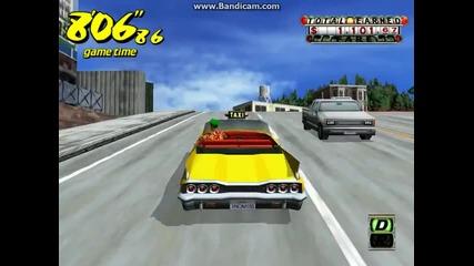Crazy Taxi 2 Gameplay